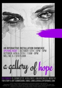Gallery of Hope Poster