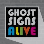 Ghost Sign Alive Logo